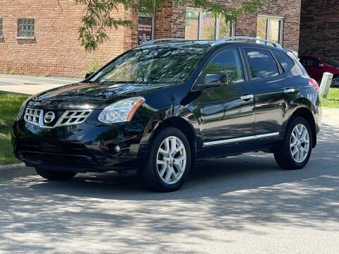 2012 Nissan Rogue for sale at Schaumburg Motor Cars in Schaumburg IL