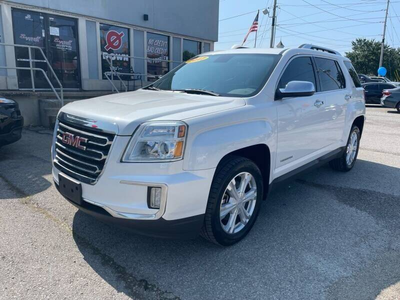 2017 GMC Terrain for sale at Bagwell Motors in Lowell AR