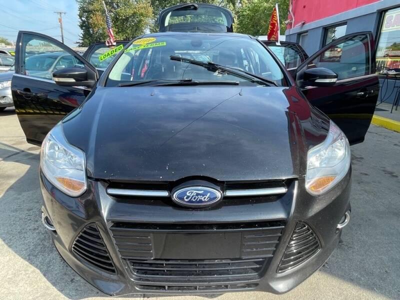 2012 Ford Focus for sale at Carmen's Auto Sales in Hazel Park MI