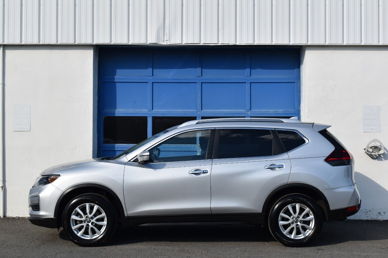2018 Nissan Rogue SV AWD 4dr Crossover full