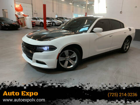 2016 Dodge Charger for sale at Auto Expo in Las Vegas NV