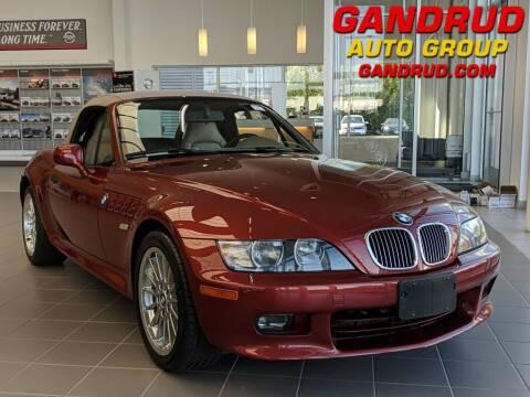 2001 BMW Z3 for sale at Gandrud Dodge in Green Bay WI