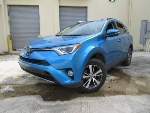 2017 Toyota RAV4 for sale at Easy Deal Auto Brokers in Hollywood FL