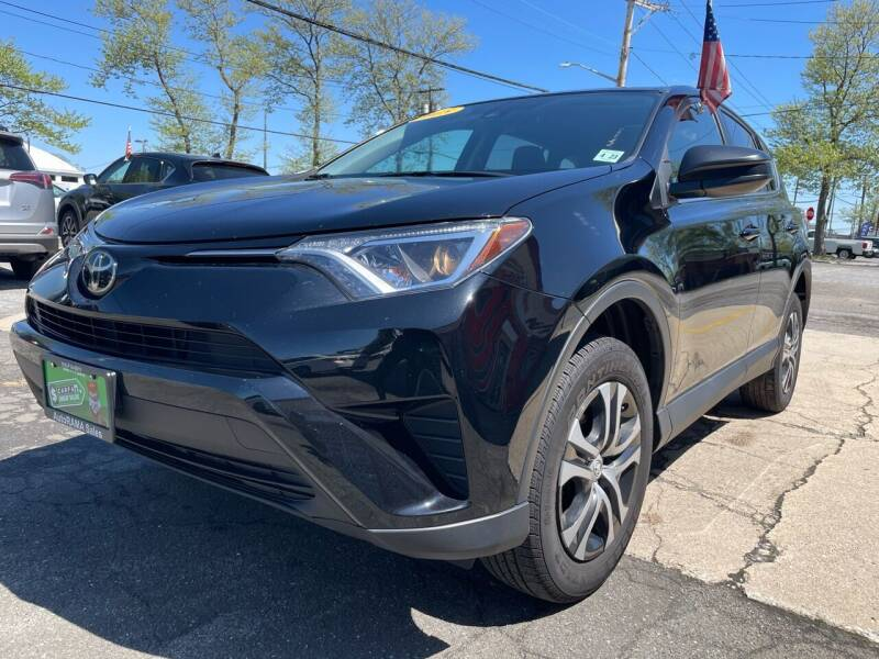 2018 Toyota RAV4 for sale at AUTORAMA SALES INC. - Farmingdale in Farmingdale NY