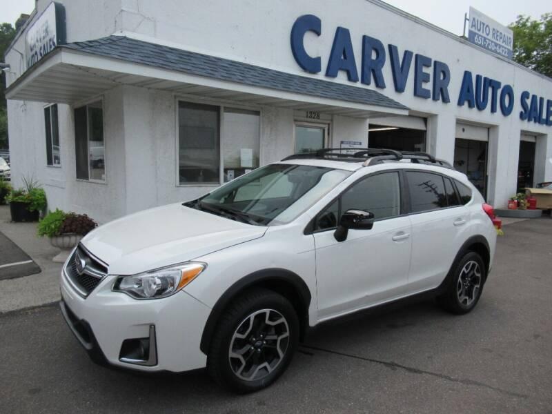 2016 Subaru Crosstrek for sale at Carver Auto Sales in Saint Paul MN