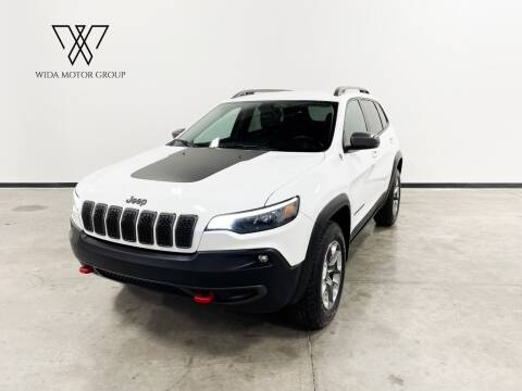 2019 Jeep Cherokee for sale at Wida Motor Group in Bolingbrook IL