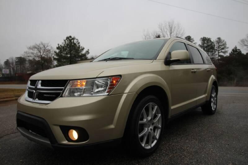 2011 Dodge Journey for sale at Oak City Motors in Garner NC