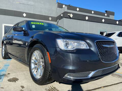2017 Chrysler 300 for sale at NUMBER 1 CAR COMPANY in Detroit MI