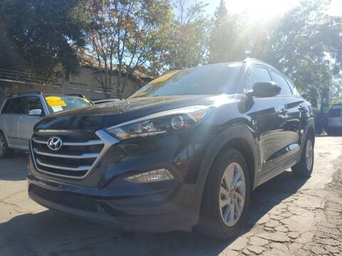 2017 Hyundai Tucson for sale at ALL CREDIT AUTO SALES in San Jose CA