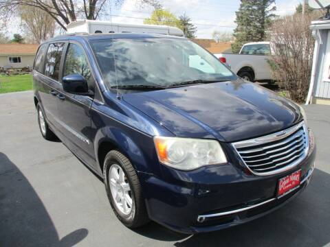 2012 Chrysler Town and Country for sale at GENOA MOTORS INC in Genoa IL