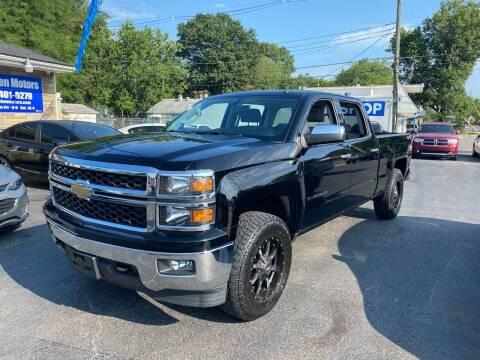 2014 Chevrolet Silverado 1500 for sale at Brucken Motors in Evansville IN