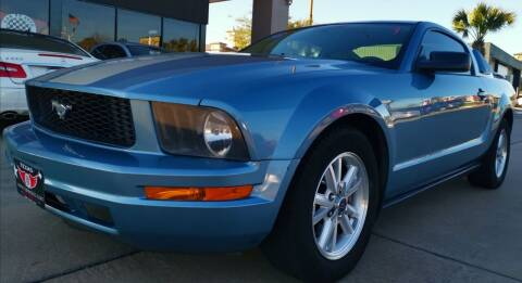 2007 Ford Mustang for sale at Car Ex Auto Sales in Houston TX