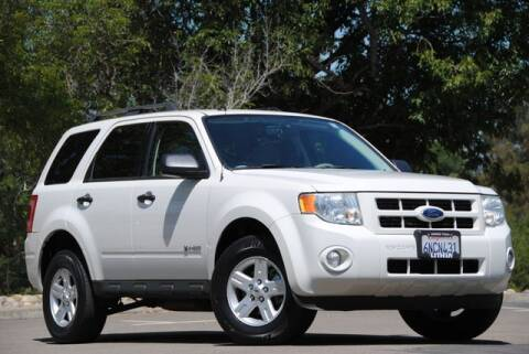 2010 Ford Escape Hybrid for sale at VSTAR in Walnut Creek CA