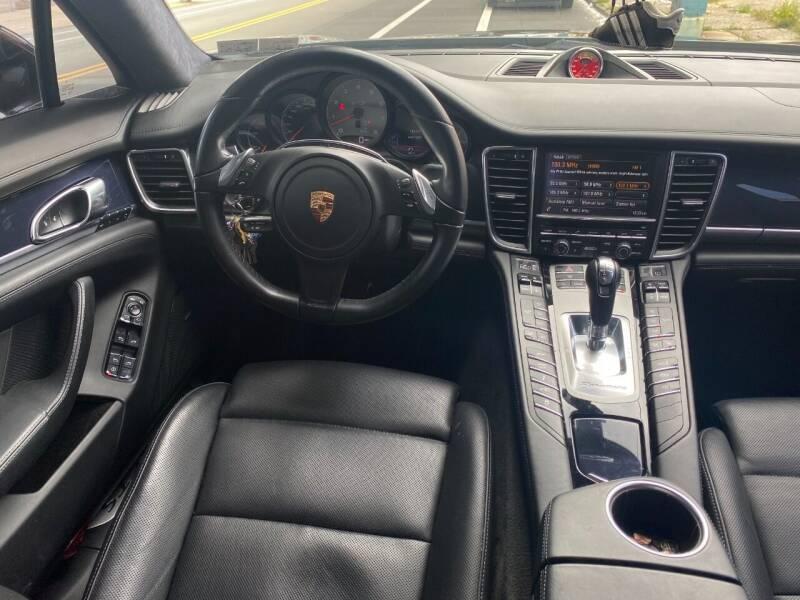 2013 Porsche Panamera AWD GTS 4dr Sedan - Philladelphia PA