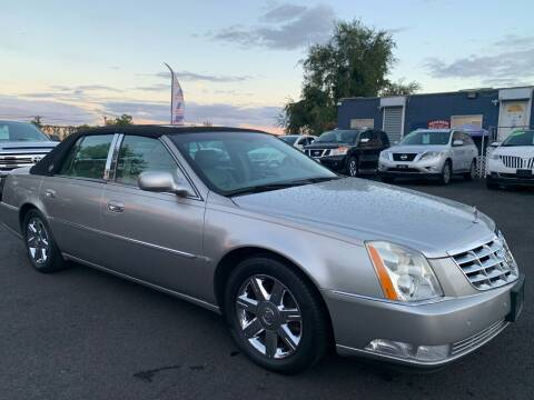 2006 Cadillac DTS for sale at TD MOTOR LEASING LLC in Staten Island NY