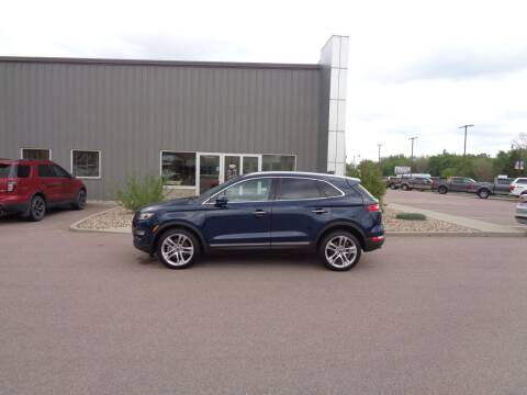 2019 Lincoln MKC for sale at Herman Motors in Luverne MN