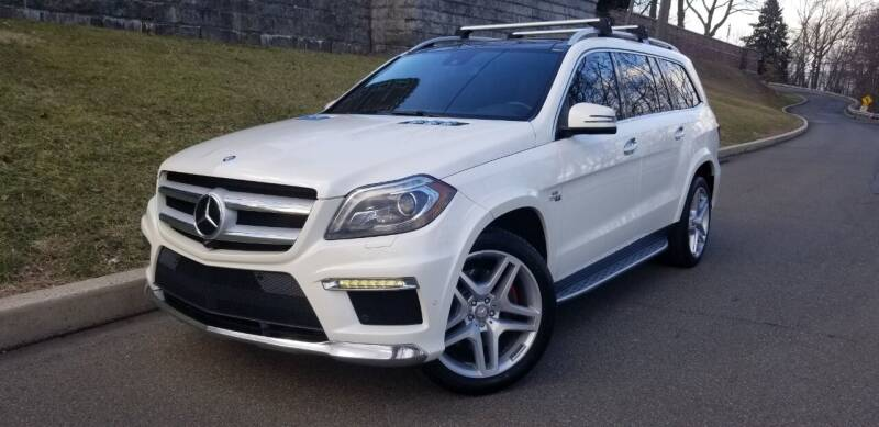 2013 Mercedes-Benz GL-Class for sale at ENVY MOTORS in Paterson NJ