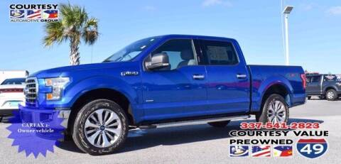 2017 Ford F-150 for sale at Courtesy Value Pre-Owned I-49 in Lafayette LA