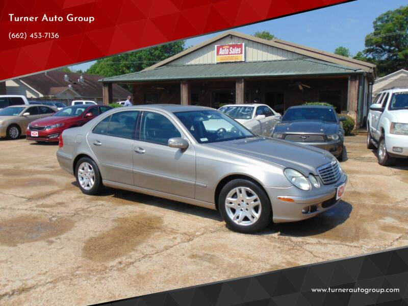 2005 Mercedes-Benz E-Class for sale at Turner Auto Group in Greenwood MS