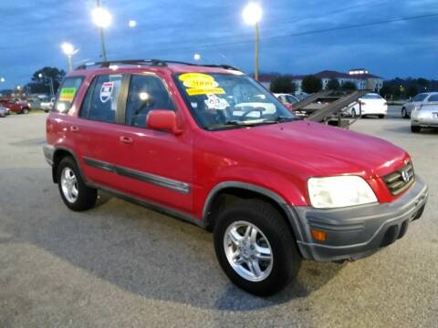 2000 Honda CR-V for sale at Kelly & Kelly Supermarket of Cars in Fayetteville NC