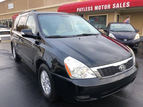 2011 Kia Sedona for sale at Payless Motor Sales LLC in Burlington NC