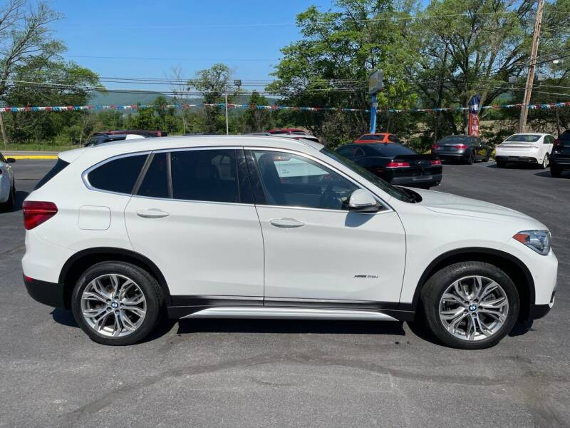 2017 BMW X1 for sale at MAGNUM MOTORS in Reedsville PA