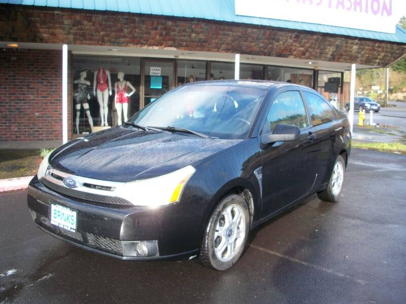 2008 Ford Focus for sale at Brinks Car Sales in Chehalis WA