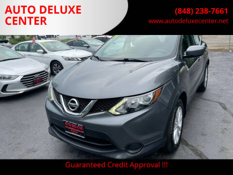2017 Nissan Rogue Sport for sale at AUTO DELUXE CENTER in Toms River NJ