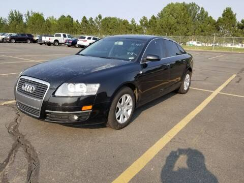 2006 Audi A6 for sale at KHAN'S AUTO LLC in Worland WY