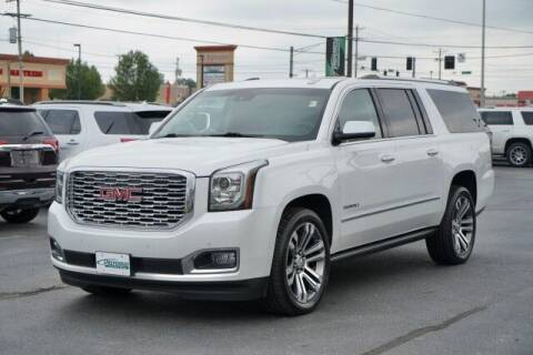 2018 GMC Yukon XL for sale at Preferred Auto Fort Wayne in Fort Wayne IN