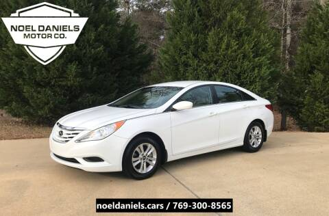 2013 Hyundai Sonata for sale at Noel Daniels Motor Company in Brandon MS