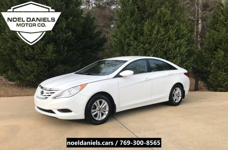 2013 Hyundai Sonata for sale at Noel Daniels Motor Company in Brandon MS