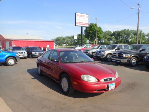 1998 Mercury Sable for sale at Marty's Auto Sales in Savage MN