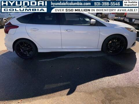 2013 Ford Focus for sale at Hyundai of Columbia Con Alvaro in Columbia TN