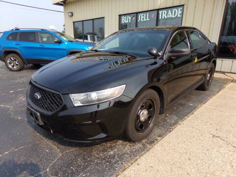 2015 Ford Taurus for sale at Rose Auto Sales & Motorsports Inc in McHenry IL