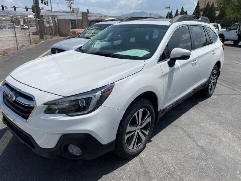 2018 Subaru Outback for sale at Motor City Idaho in Pocatello ID