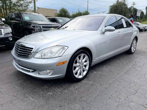 2008 Mercedes-Benz S-Class for sale at Magic Motors Inc. in Snellville GA