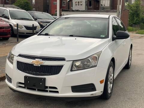 2012 Chevrolet Cruze for sale at IMPORT Motors in Saint Louis MO