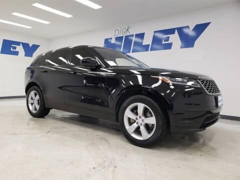 2020 Land Rover Range Rover Velar for sale at HILEY MAZDA VOLKSWAGEN of ARLINGTON in Arlington TX