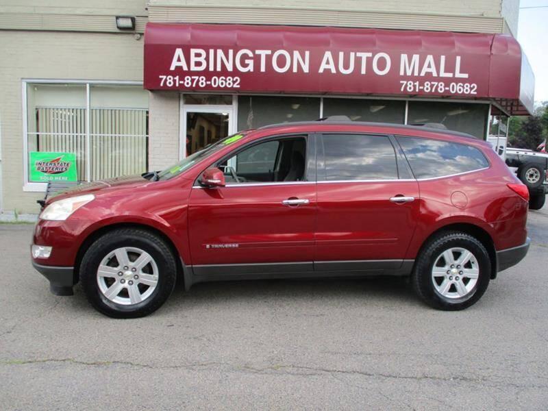 2009 Chevrolet Traverse for sale at Abington Auto Mall LLC in Abington MA