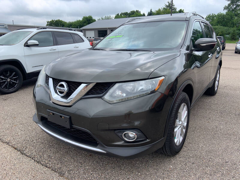 2015 Nissan Rogue for sale at Blake Hollenbeck Auto Sales in Greenville MI