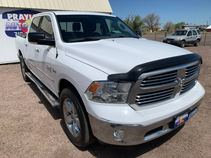 2015 RAM Ram Pickup 1500 for sale at Praylea's Auto Sales in Peyton CO
