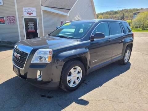 2014 GMC Terrain for sale at Superior Auto in Cortland NY
