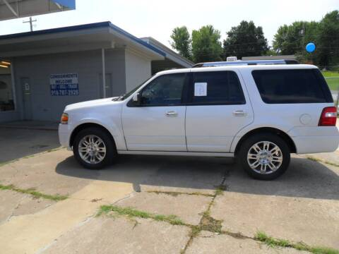 2011 Ford Expedition for sale at C MOORE CARS in Grove OK