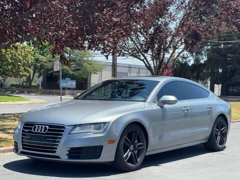 2012 Audi A7 for sale at AutoAffari LLC in Sacramento CA