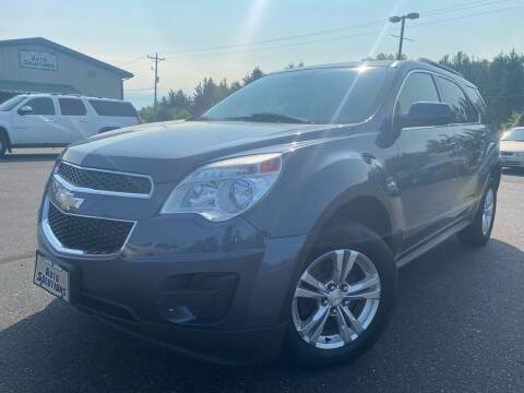 2013 Chevrolet Equinox for sale at Lakes Area Auto Solutions in Baxter MN