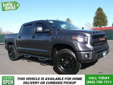 2016 Toyota Tundra for sale at Shamrock Motors in East Windsor CT