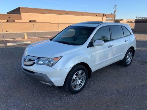 2008 Acura MDX for sale at Premier Motors AZ in Phoenix AZ