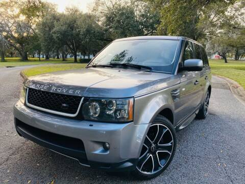 2011 Land Rover Range Rover Sport for sale at FLORIDA MIDO MOTORS INC in Tampa FL