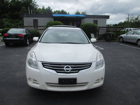 2010 Nissan Altima for sale at Olde Mill Motors in Angier NC